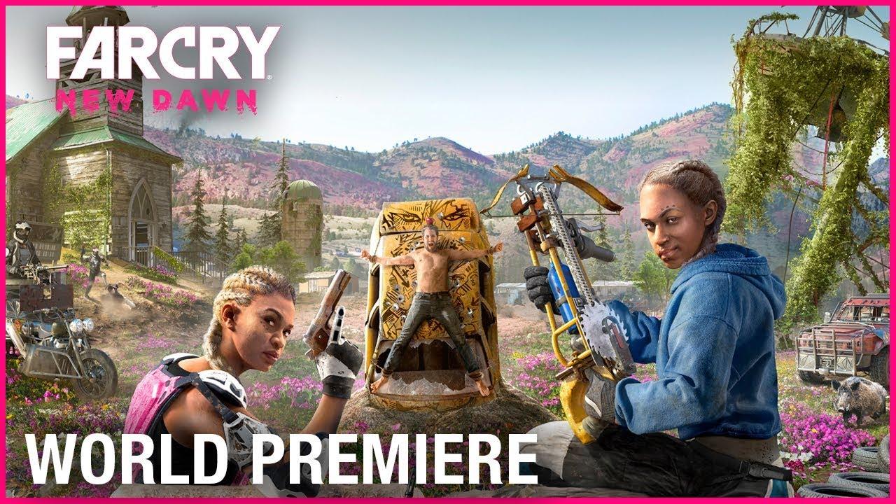 Far Cry: New Dawn – Gameplay Trailer