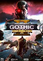 Battlefield Gothic Armada 2 PC Box Art Coperta