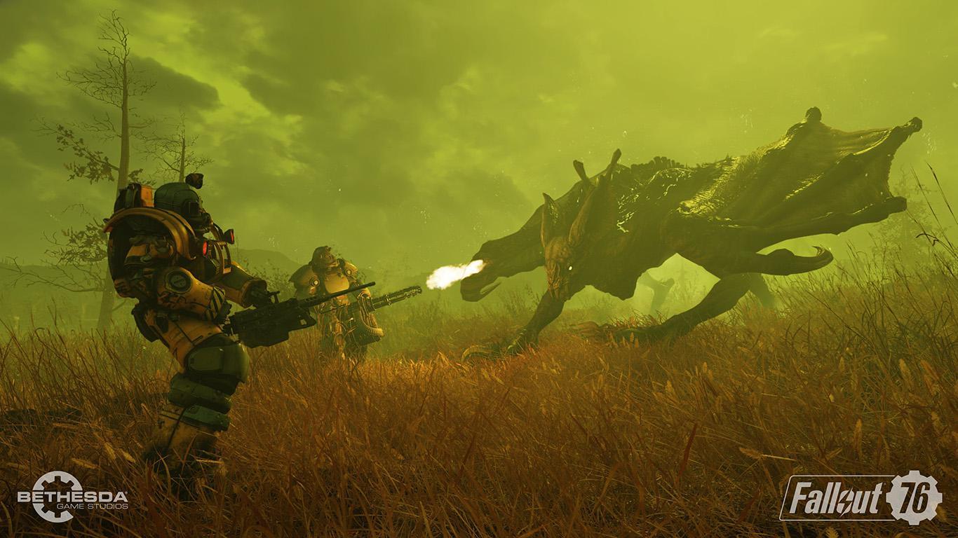 Imagini Fallout 76