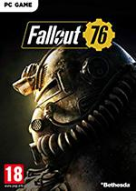 Fallout 76 PC Box Art Coperta