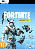 Fortnite Deep Freeze Bundle PC Box Art Coperta