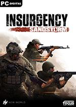 Insurgency Sandstorm PC Box Art Coperta