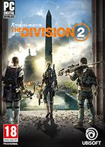 Tom Clancys The Division 2 Standard Edition PC Box Art Coperta