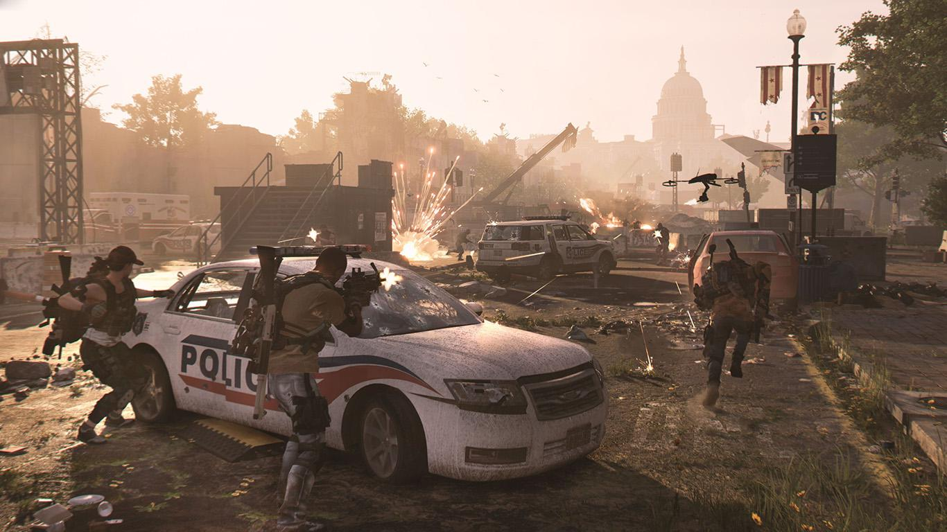 Imagini Tom Clancy's The Division 2
