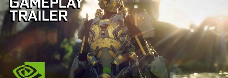 ANTHEM – Official CES 2019 Trailer