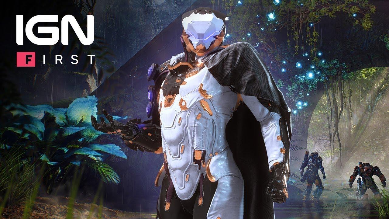 Build-ul Storm Javelin din Anthem prezentat