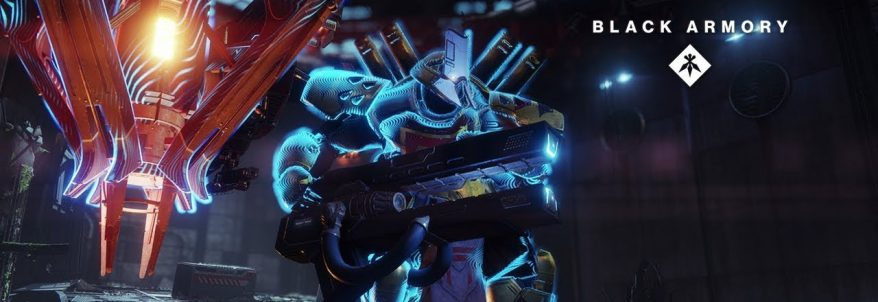 Destiny 2: Forsaken Annual Pass - Black Armory Bergusia Forge Trailer