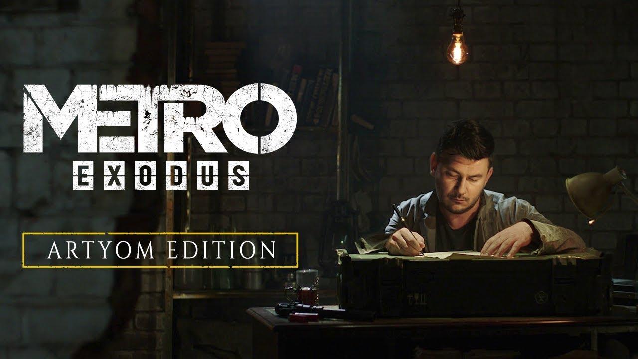 Ediția de colecție extrem de limitată pentru Metro Exodus dezvăluită oficial