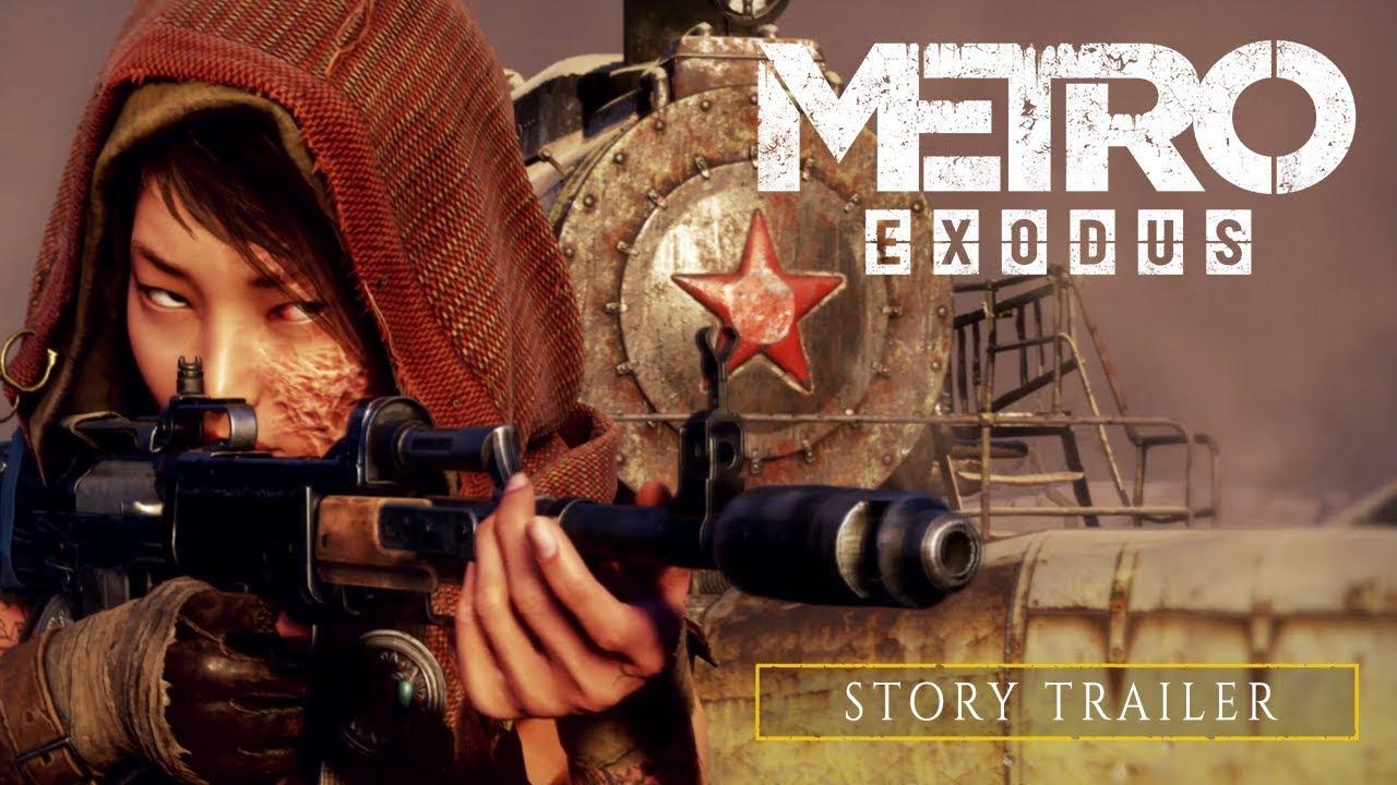Metro Exodus – Story Trailer