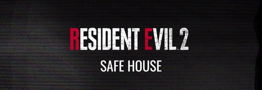 Resident Evil 2 Remake Safe House Trailer