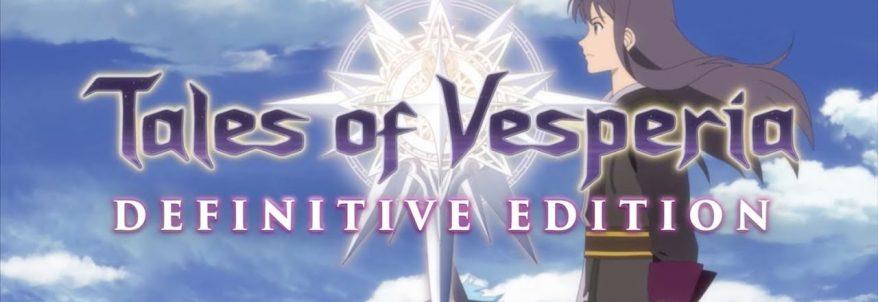 Tales of Vesperia: Definitive Edition – E3 2018 Trailer