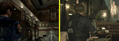 Trailer comparativ între Resident Evil 2 Remake și originalul Resident Evil 2