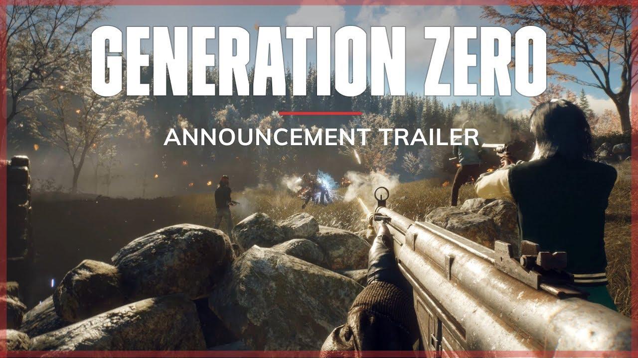 Generation Zero – Trailer