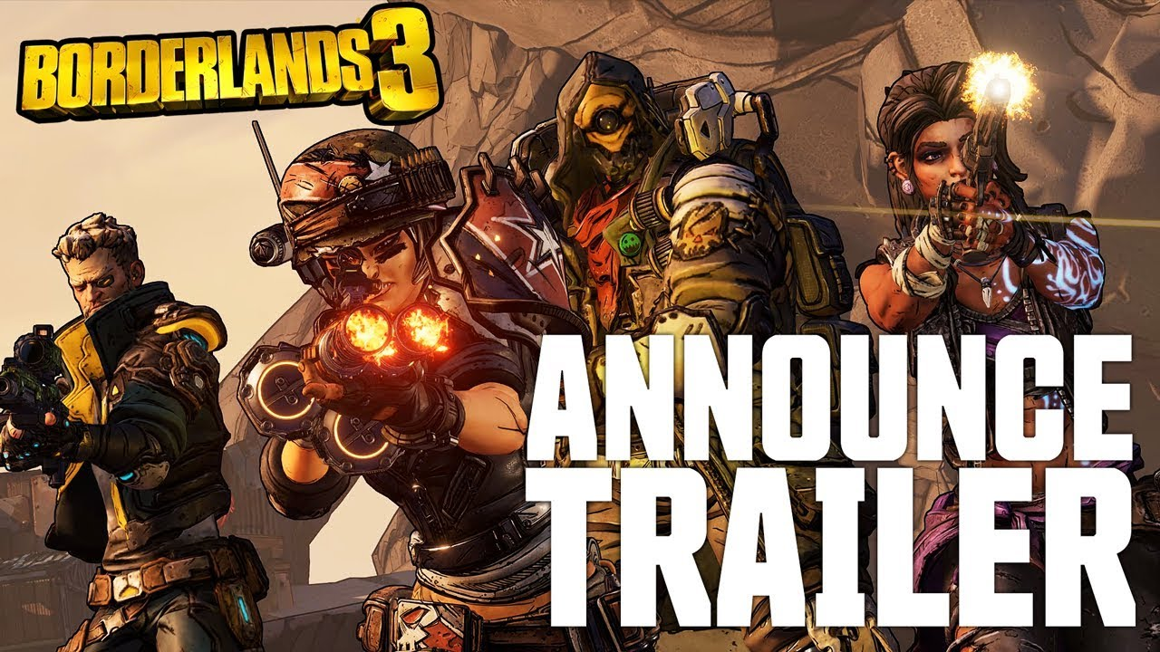 Borderlands 3 – Trailer