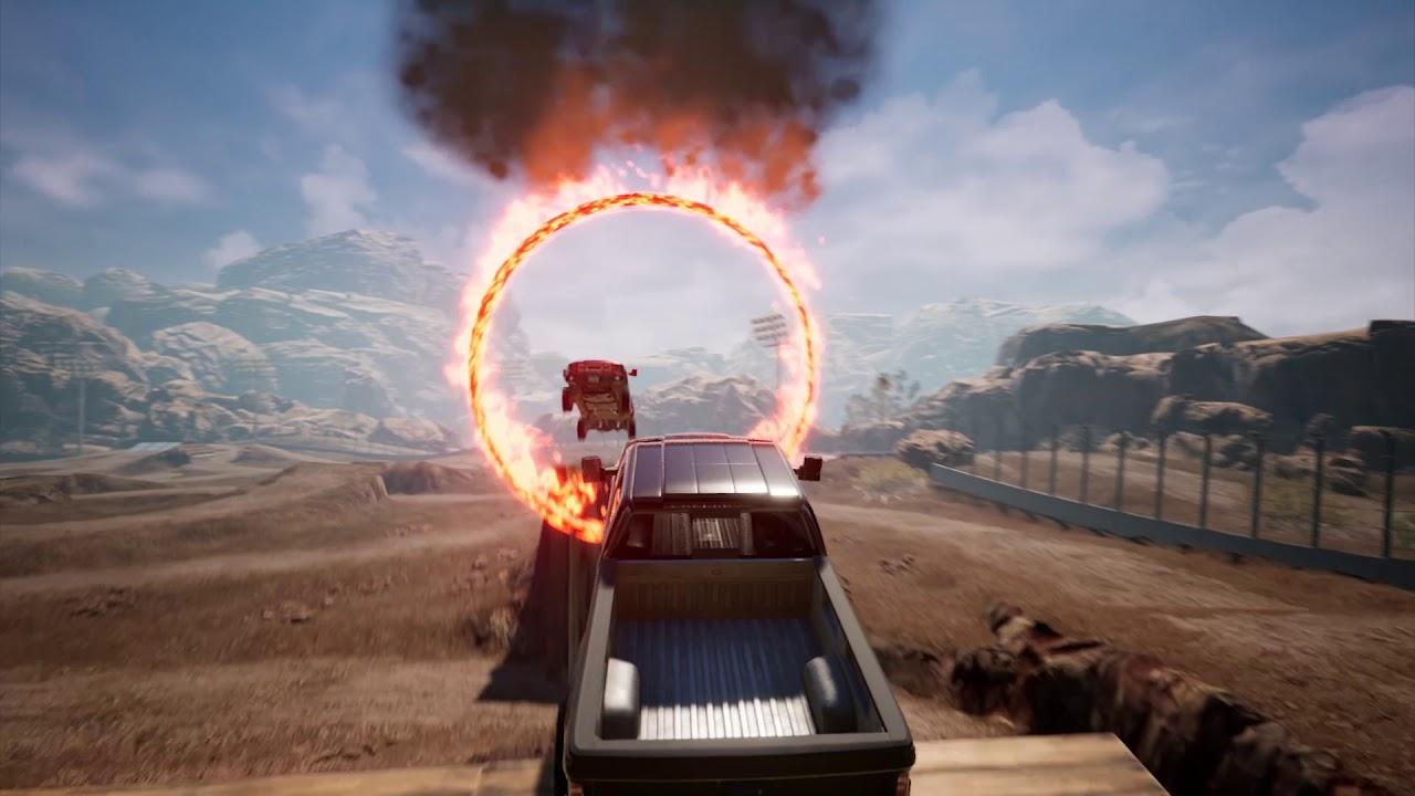Diesel Brothers: Truck Building Simulator – Gameplay Trailer