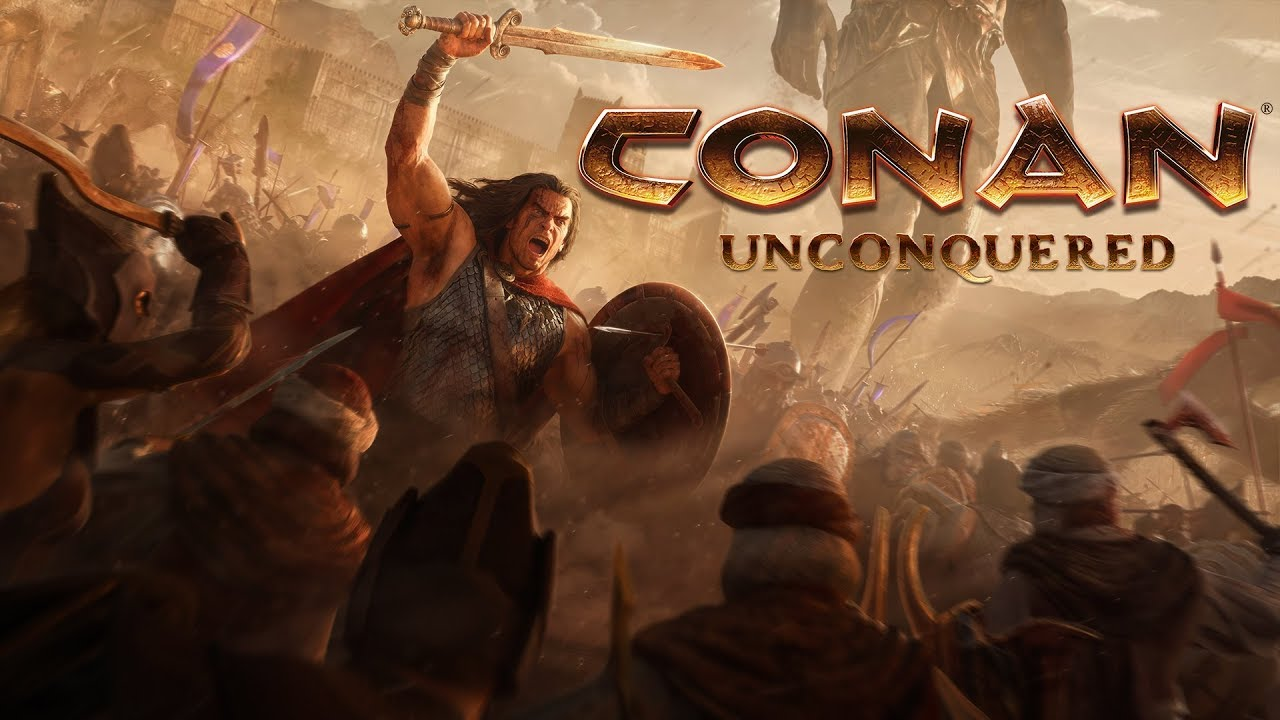 Conan Unconquered – Cinematic Trailer