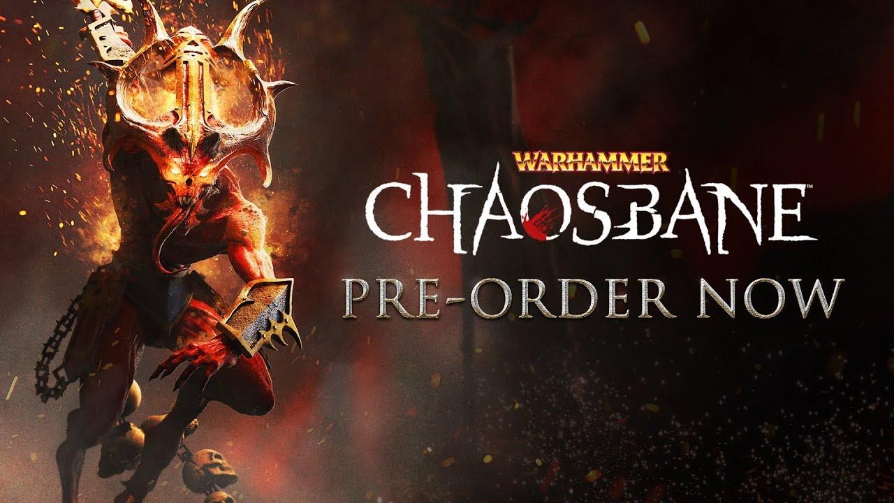 Warhammer: Chaosbane – Trailer
