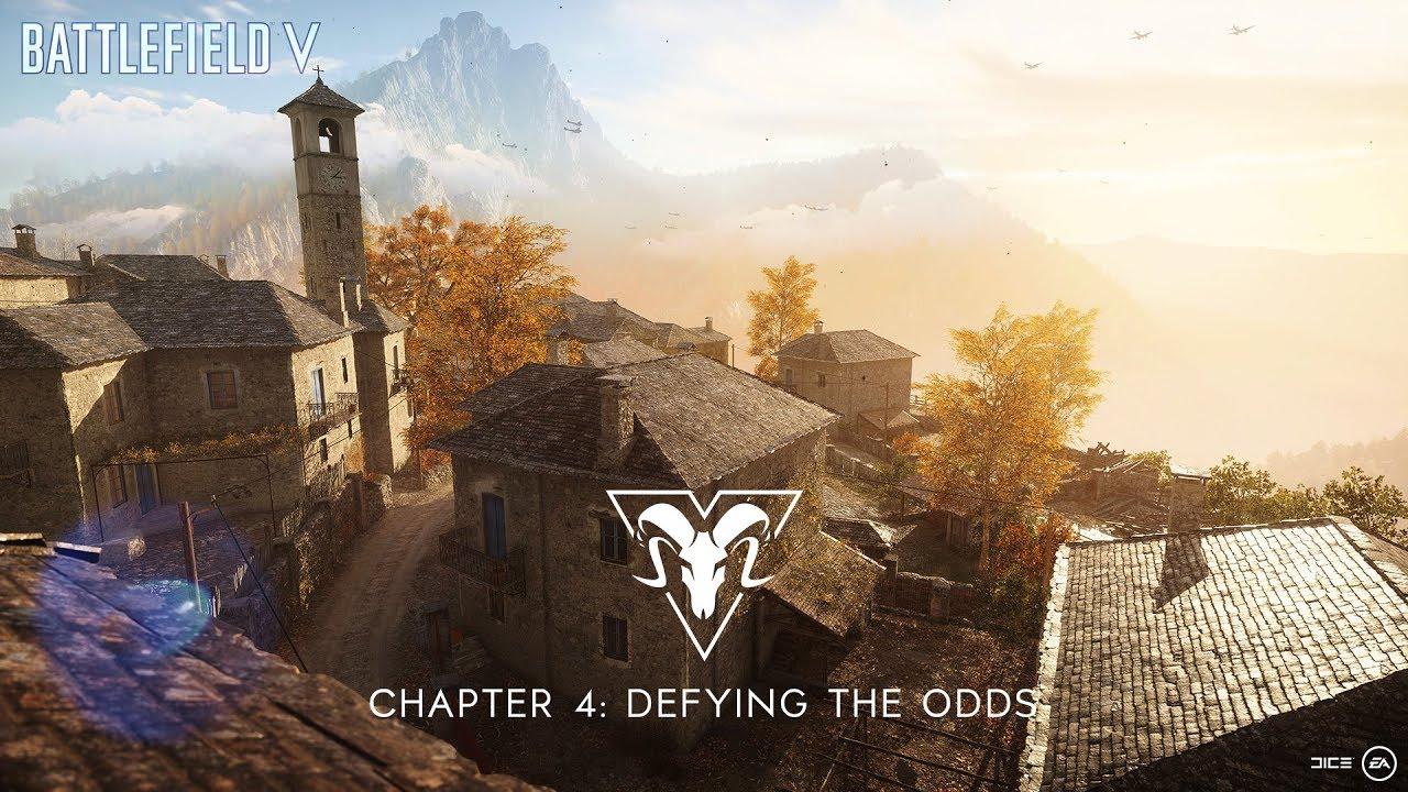 Battlefield V – New Marita Map Introduction