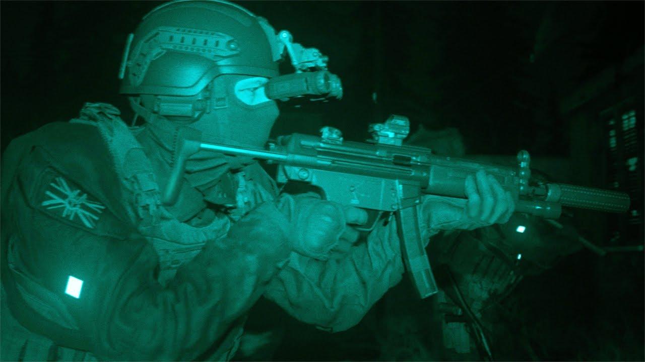 Call of Duty: Modern Warfare – Trailer