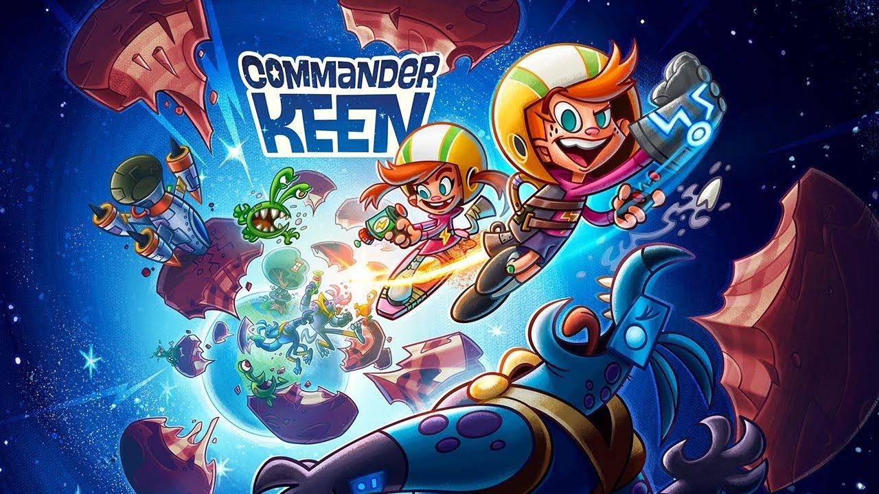 Commander Keen – E3 2019 Trailer