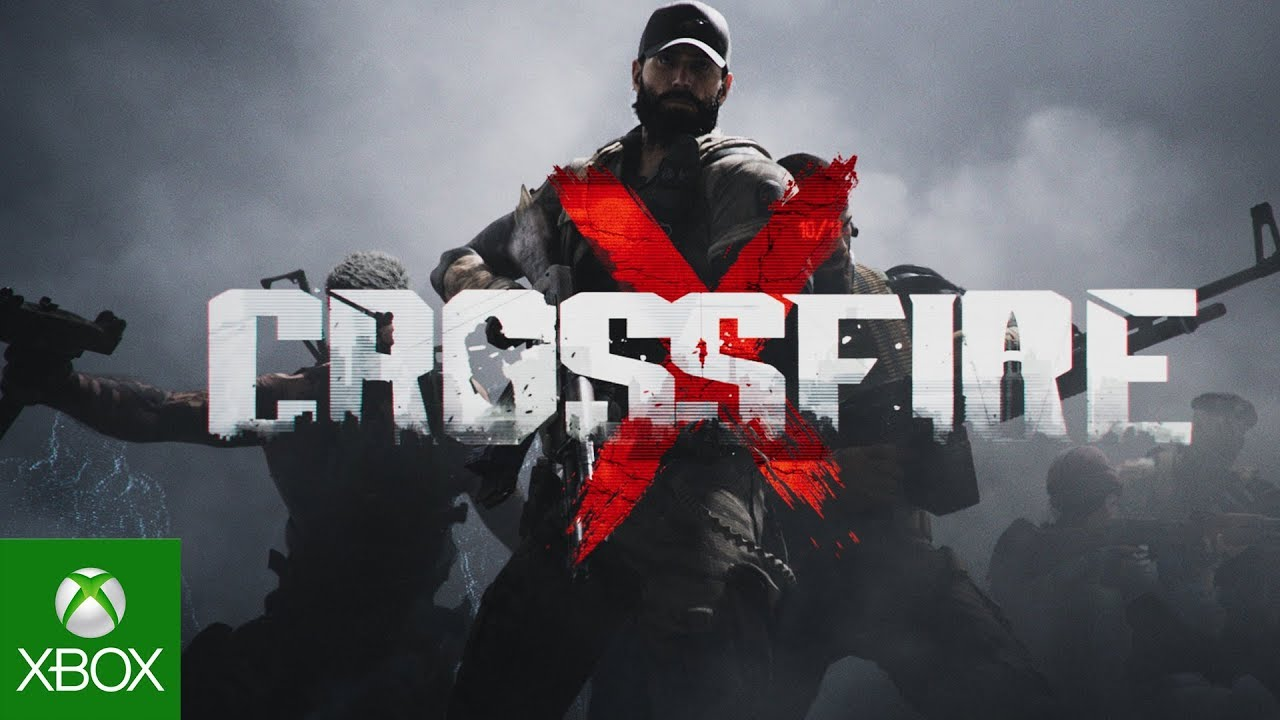 CrossFire X – E3 2019 Trailer