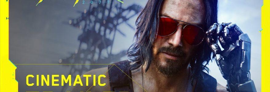 Cyberpunk 2077 - E3 2019 Cinematic Trailer