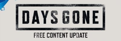 Days Gone – Free Challenge Content Update
