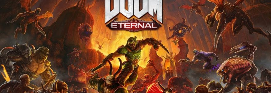 Doom Eternal - E3 Story Trailer