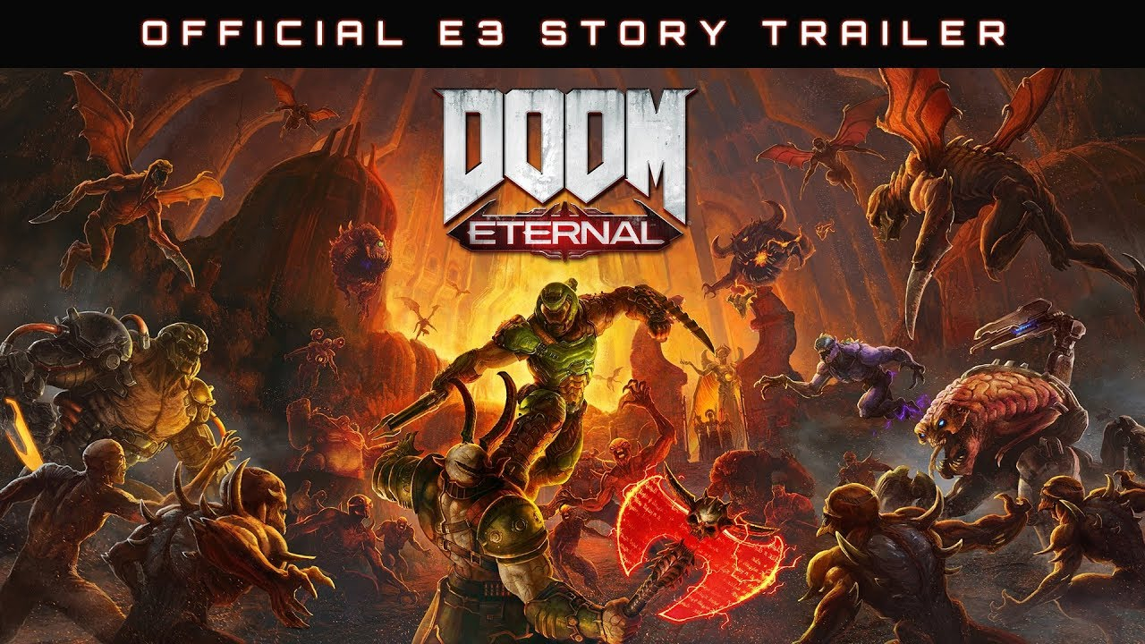 Doom Eternal – E3 Story Trailer