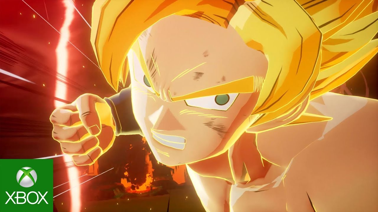 Dragon Ball Z: Kakarot – E3 2019 Trailer