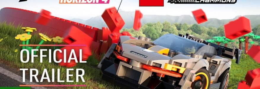 Forza Horizon 4: LEGO Speed Champions - E3 2019 Trailer