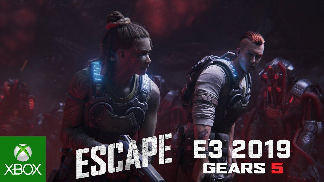 Gears 5 – E3 2019 Trailer
