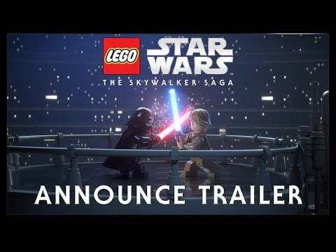 LEGO Star Wars: The Skywalker Saga – E3 2019 Trailer