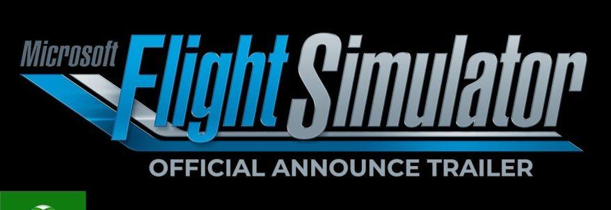 Microsoft Flight Simulator - E3 2019 Trailer