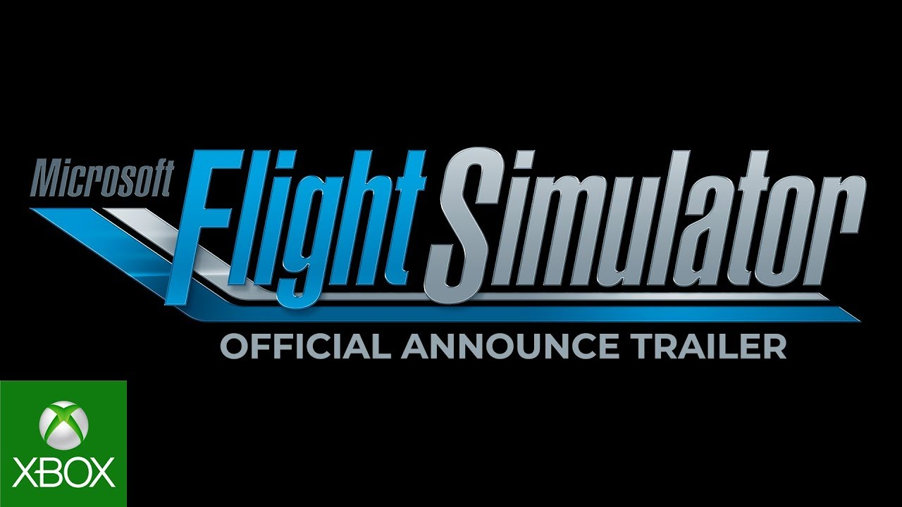 Microsoft Flight Simulator – E3 2019 Trailer