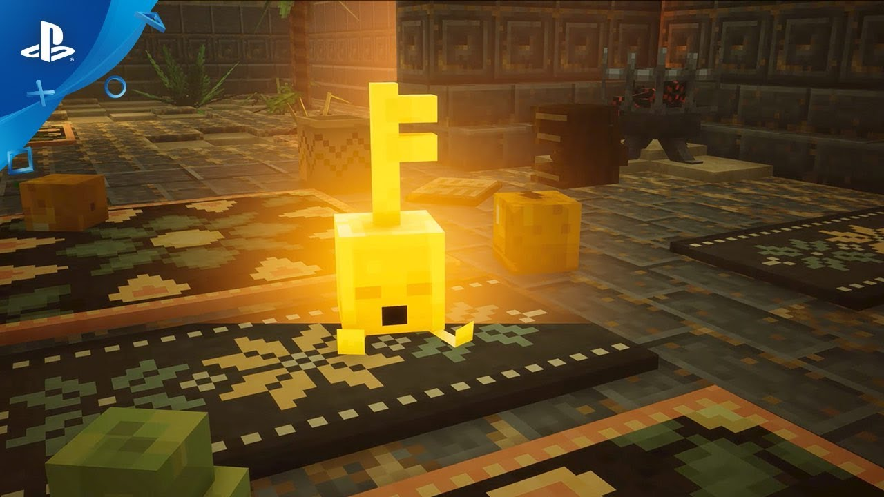 Minecraft: Dungeons – Gameplay Trailer