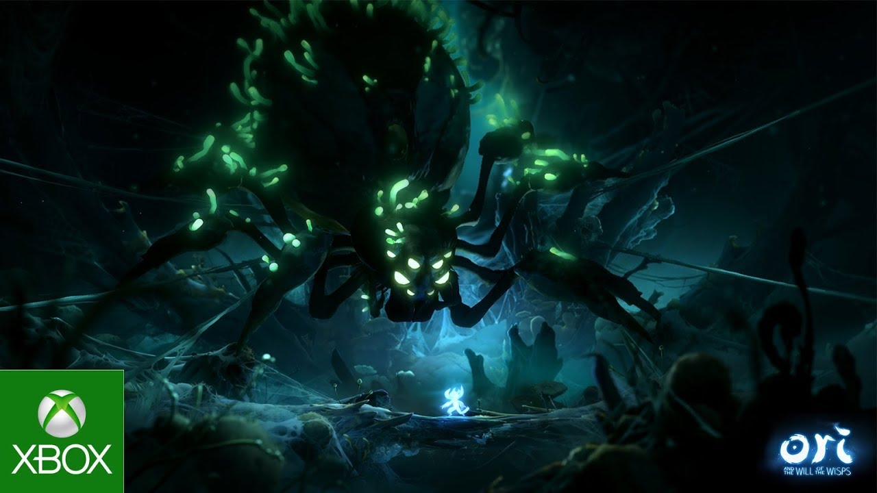 Ori and the Will of the Wisps – E3 2019 Trailer