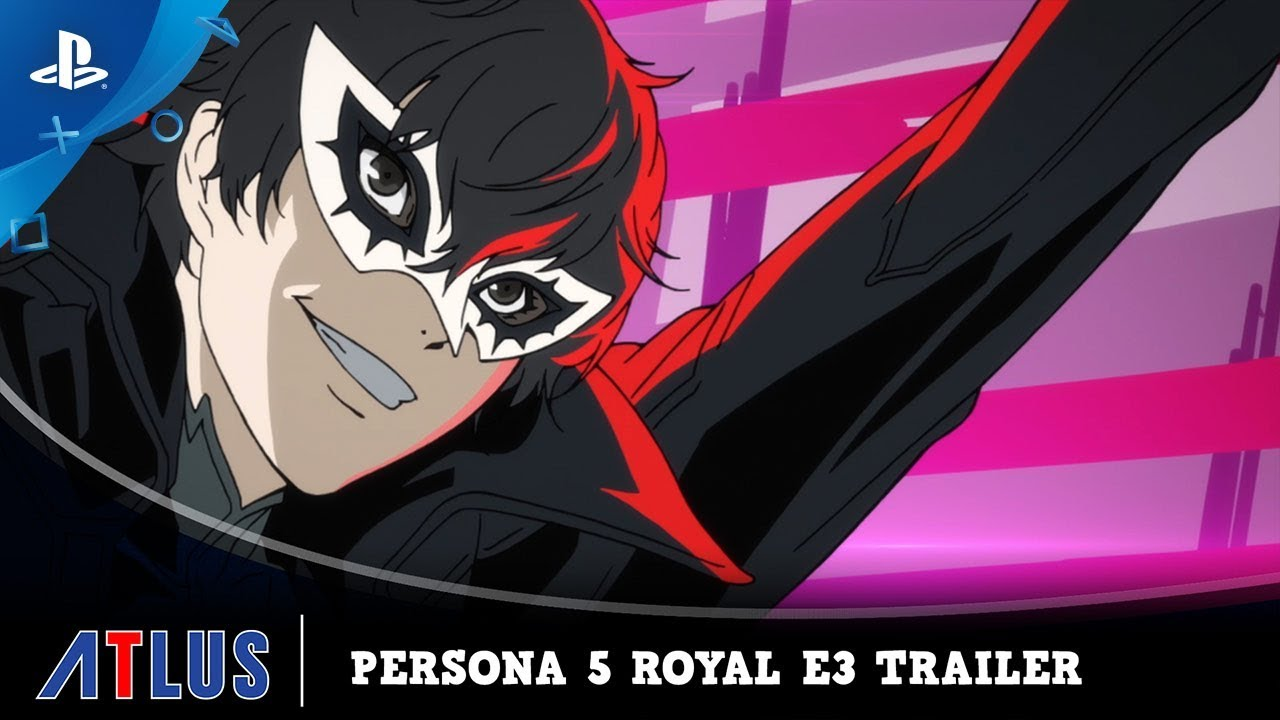 Persona 5: The Royal – E3 2019 Trailer