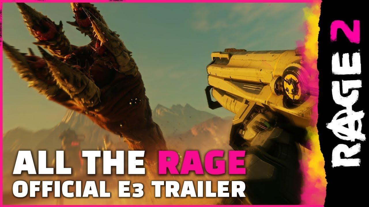 RAGE 2 – E3 2019 Trailer