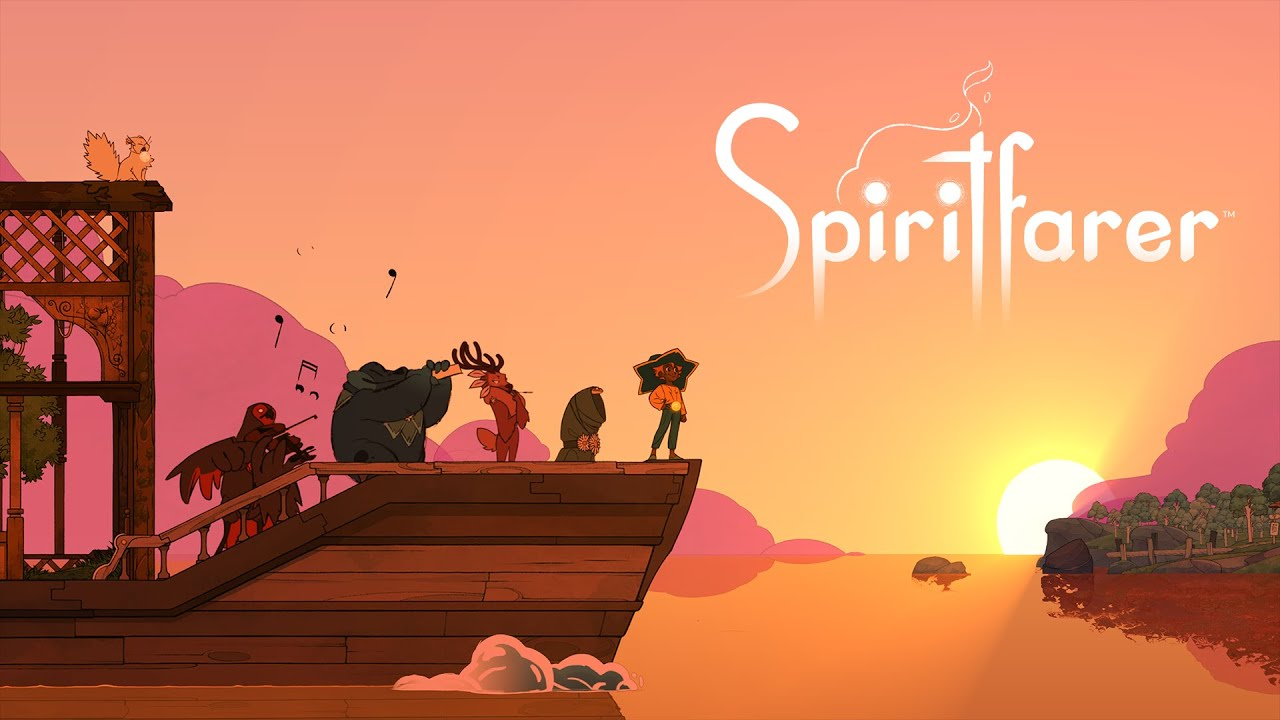 Spiritfarer – E3 2019 Trailer