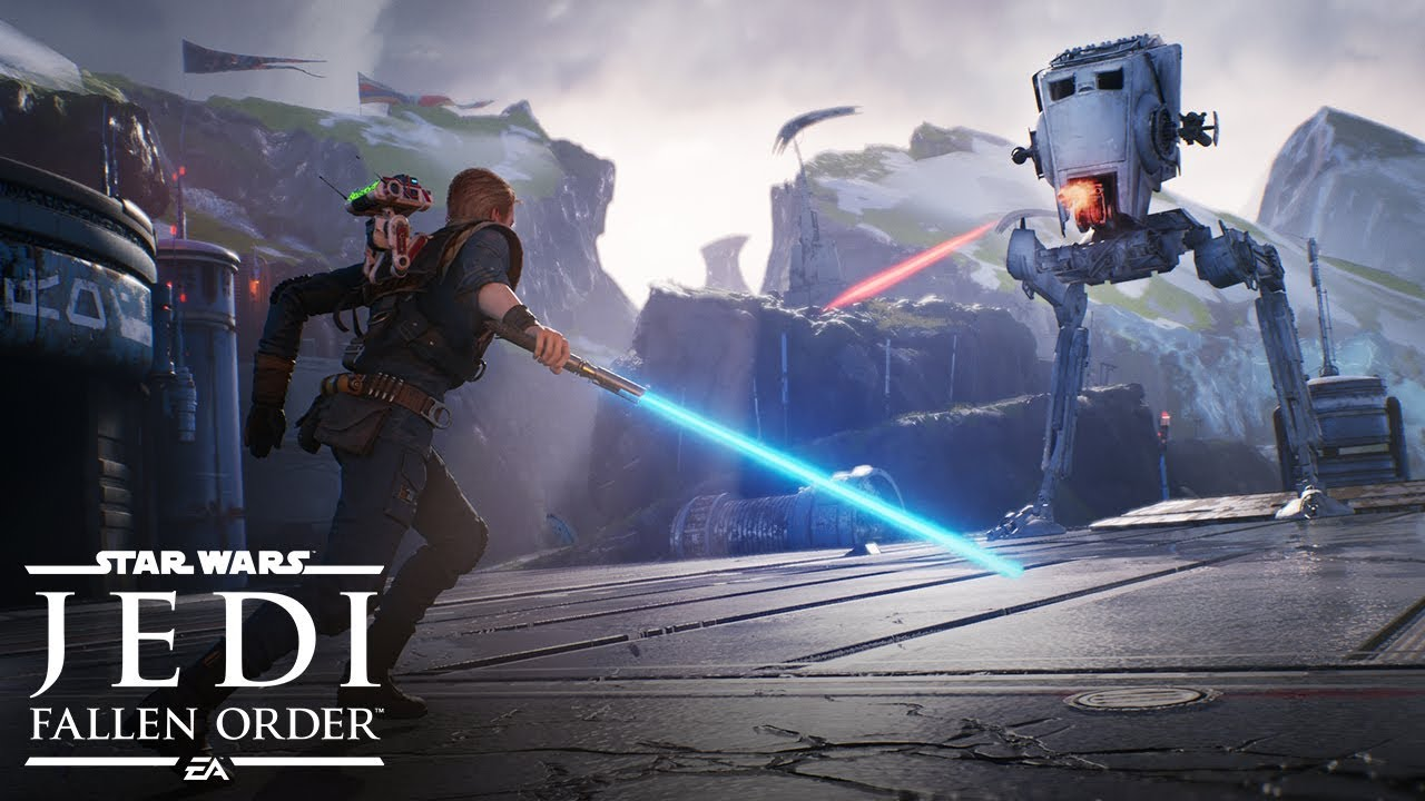 Star Wars Jedi: Fallen Order – E3 2019 Trailer