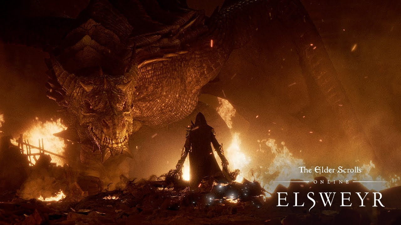 The Elder Scrolls Online: Elsweyr – E3 2019 Cinematic Trailer