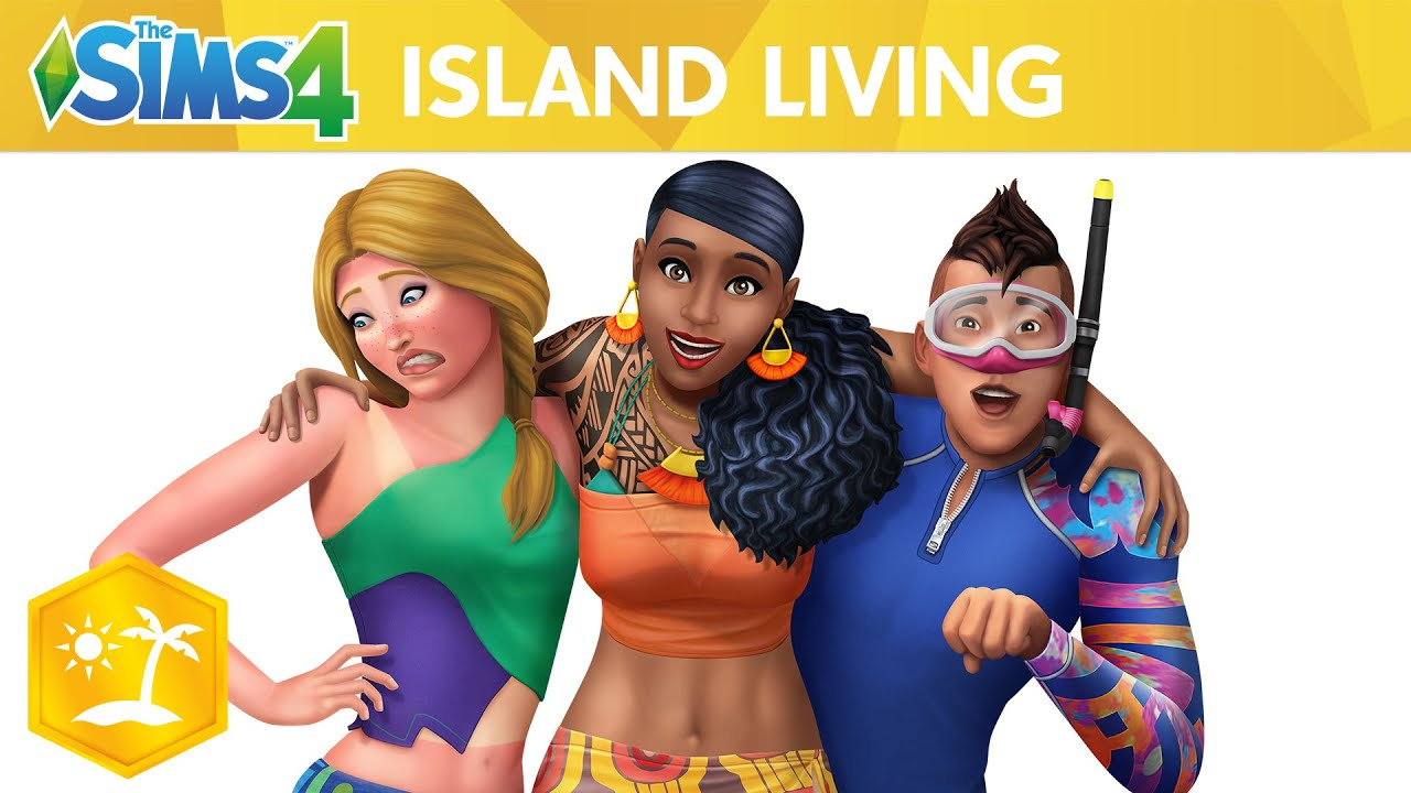 The Sims 4: Island Living – E3 2019 Trailer