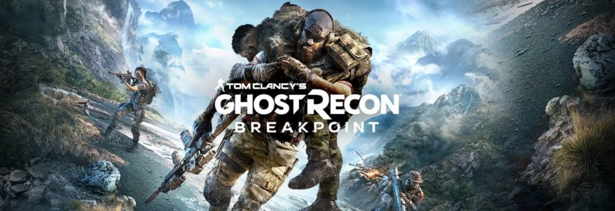 Tom Clancy's Ghost Recon: Breakpoint
