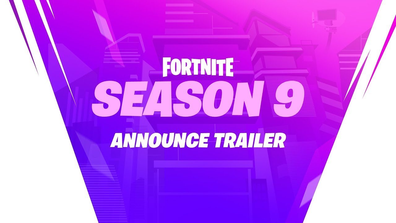 Fortnite – Season 9 Cinematic Trailer