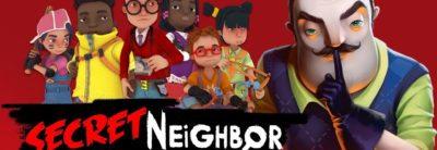 Secret Neighbor - Trailer