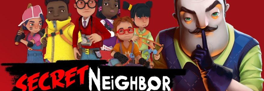 Secret Neighbor - Trailer