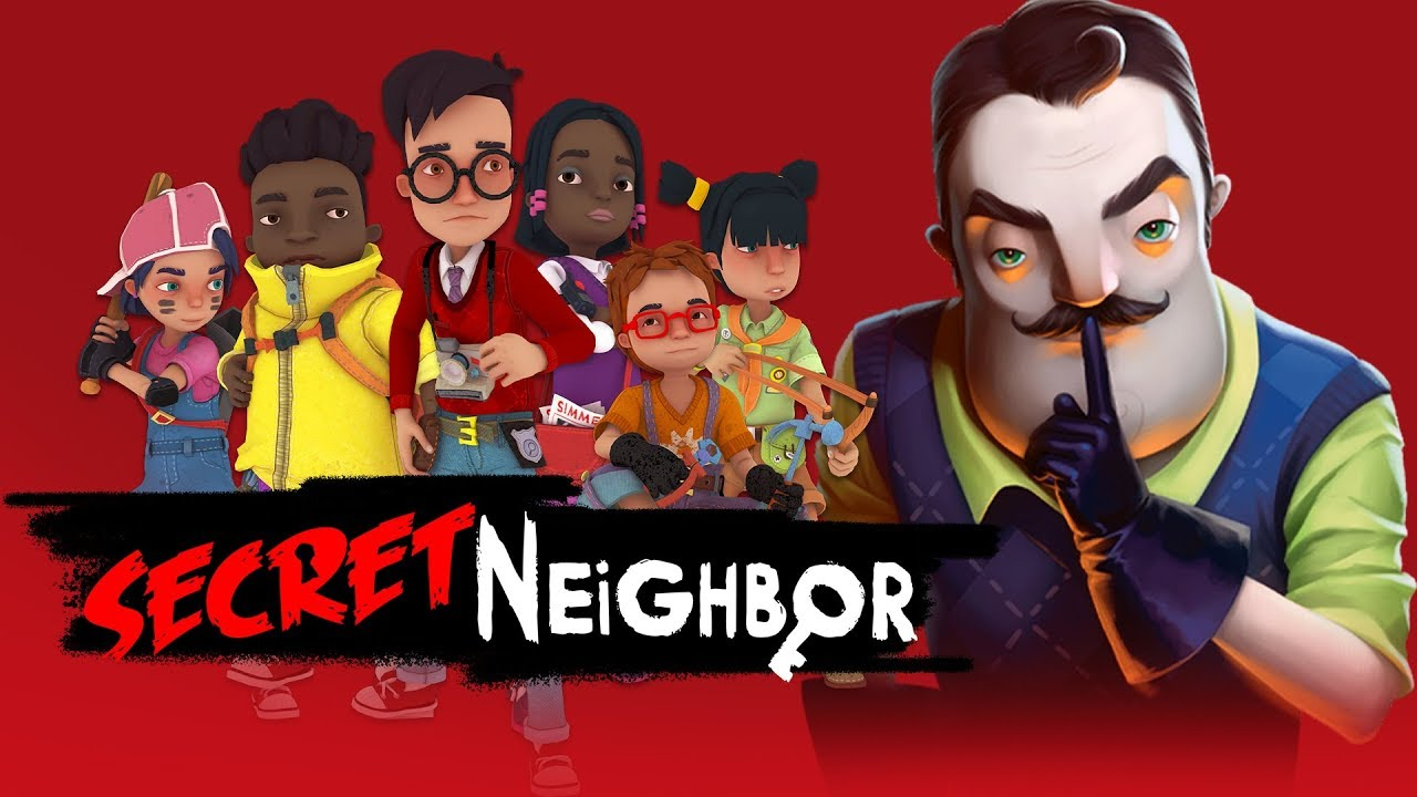 Secret Neighbor – Trailer