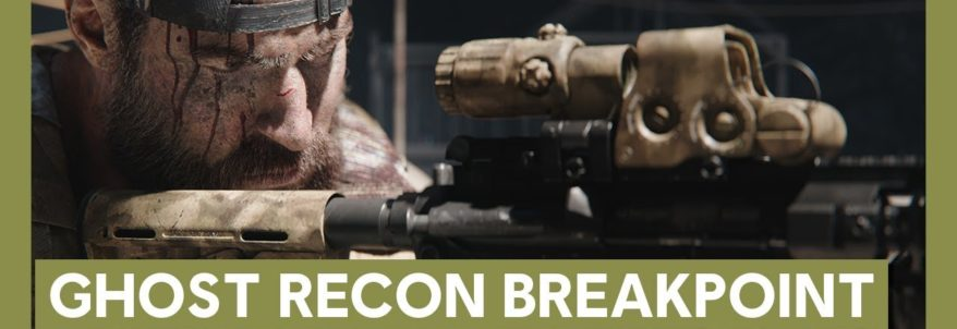 Tom Clancy's Ghost Recon: Breakpoint - Trailer