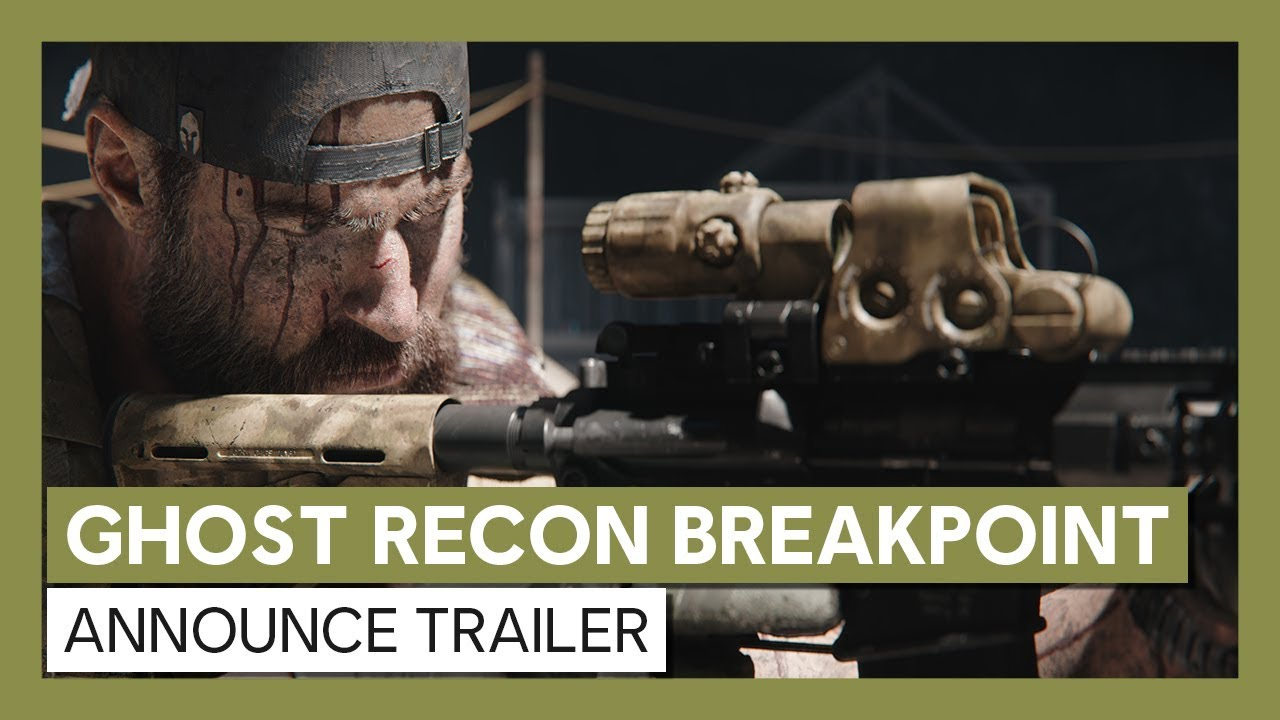 Tom Clancy's Ghost Recon: Breakpoint – Trailer